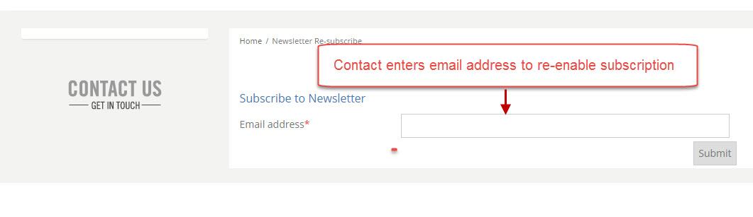 Unsubscribe Step 7