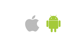 {iPhone & Android devices}